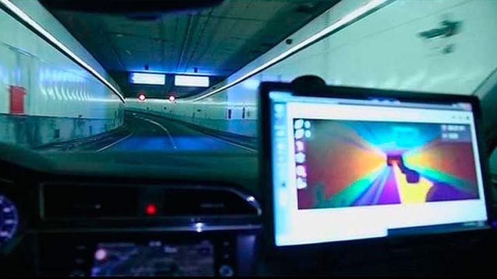 El Ayuntamiento cartografía por primera vez todos los túneles de Madrid