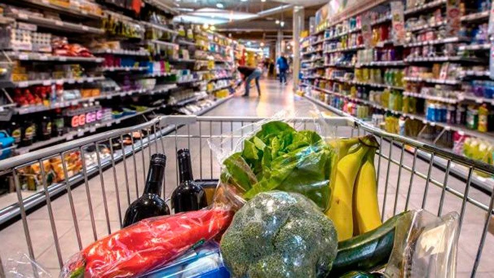 La inflación repunta al 1,8 % en septiembre por los alimentos y las bebidas