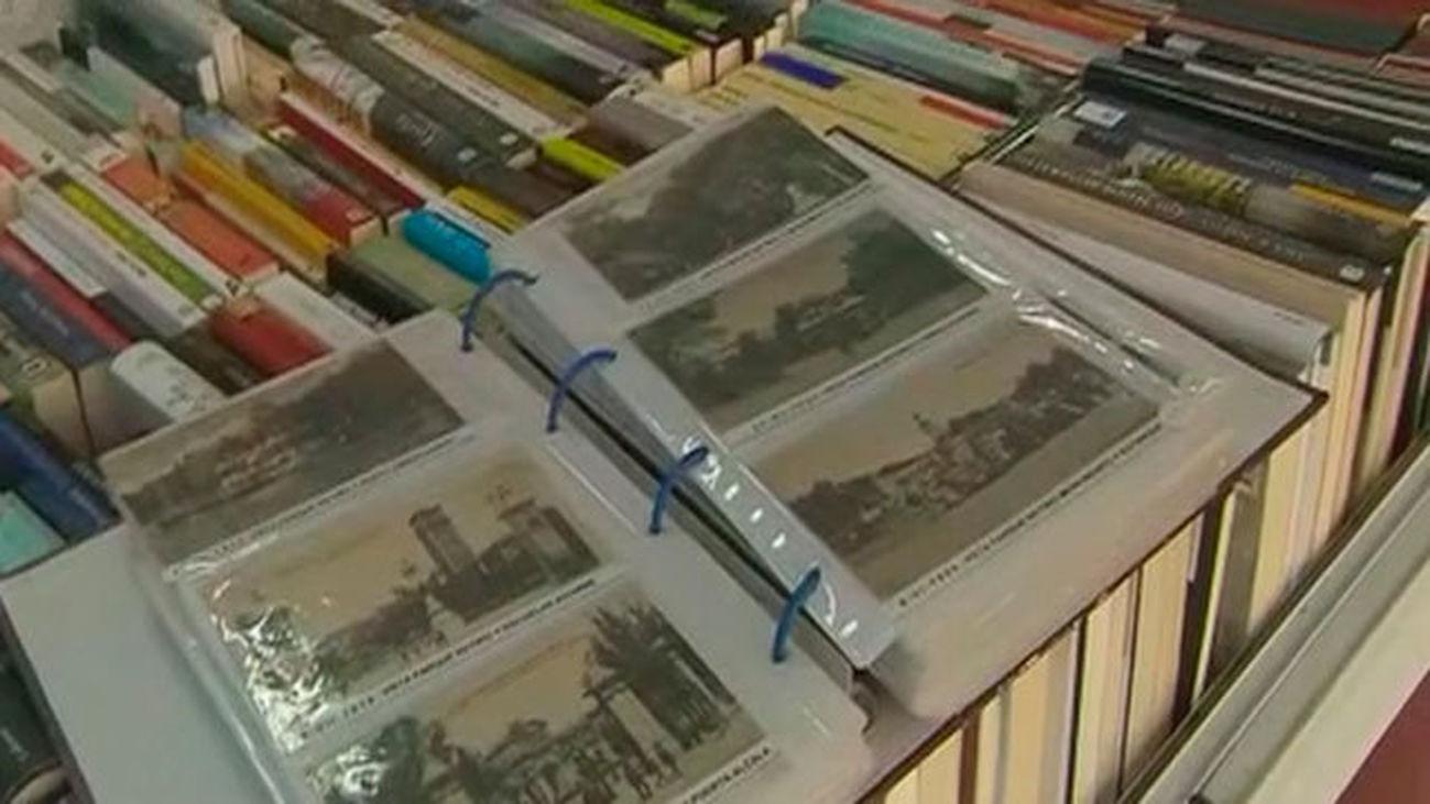 Comienza la Feria del Libro Antiguo