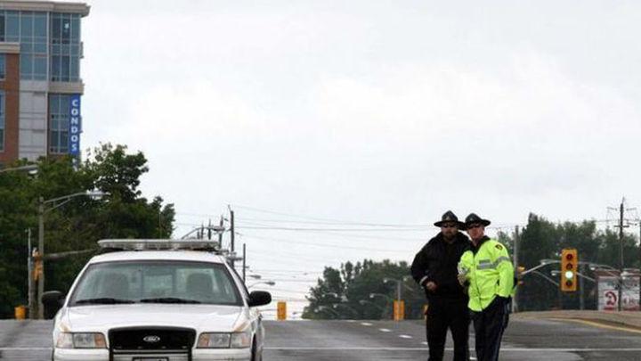 """Cinco heridos en dos ataques calificados de """"terroristas"""" en Edmonton"""