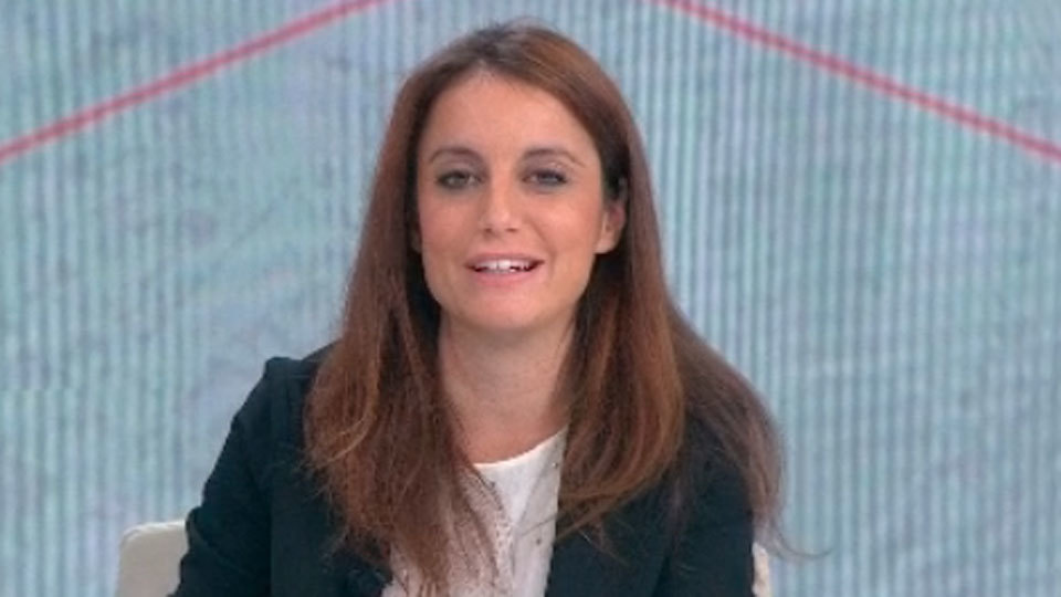 Andrea Levy asegura en El Círculo que Puigdemont ha quedado inhabilitado para negociar