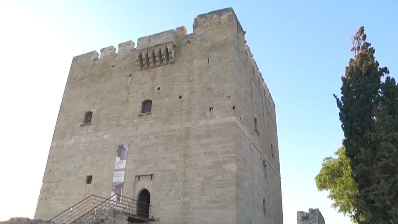 El castillo de Kolossi, una historia a la española