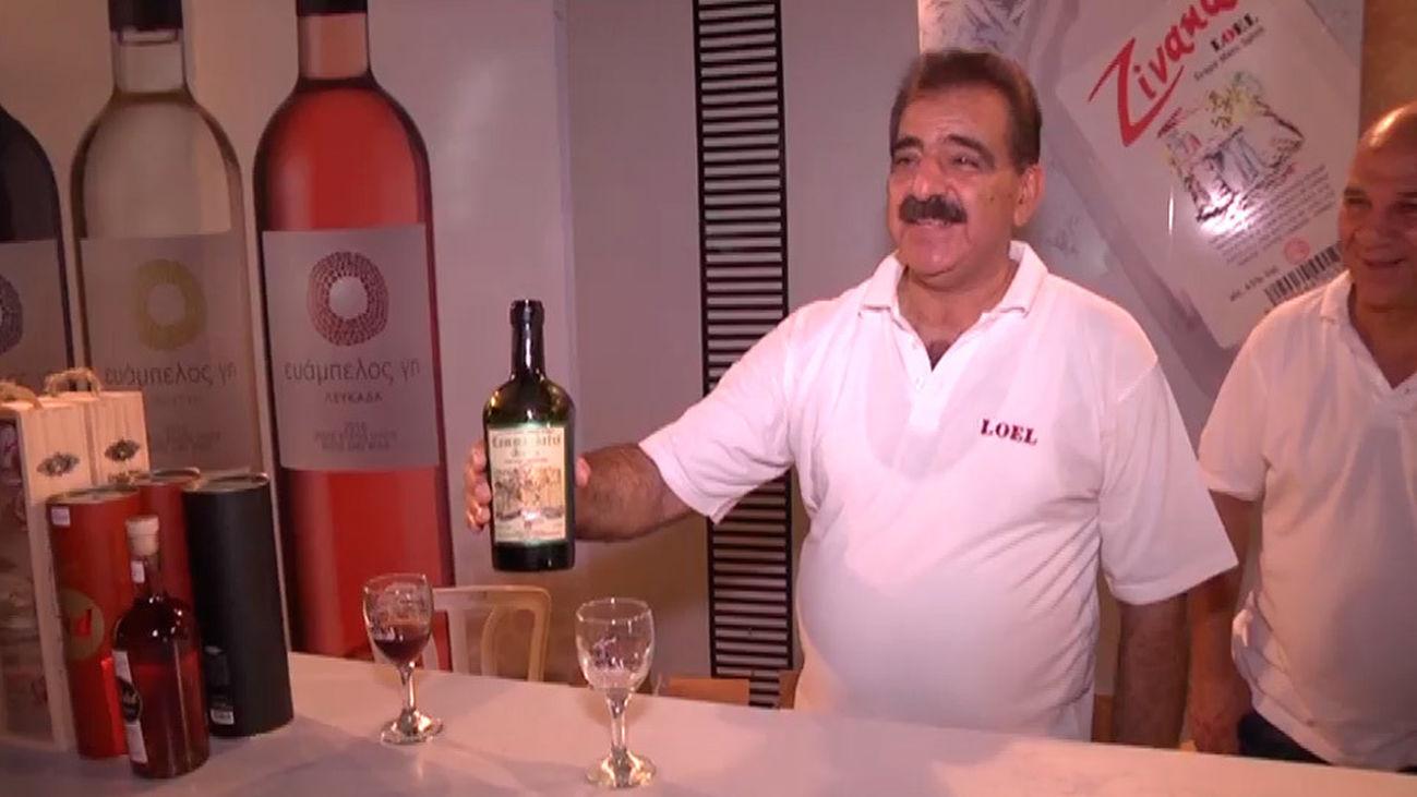 El vino más antiguo del mundo es chipriota
