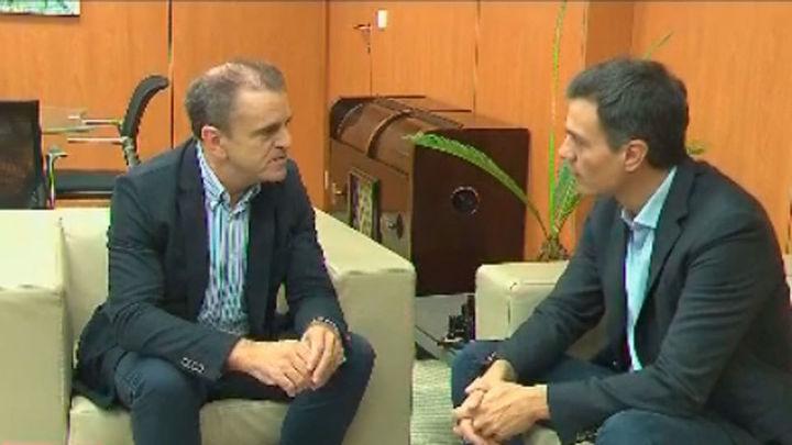 Franco apuesta por Narbona como candidata al Ayuntamiento de Madrid