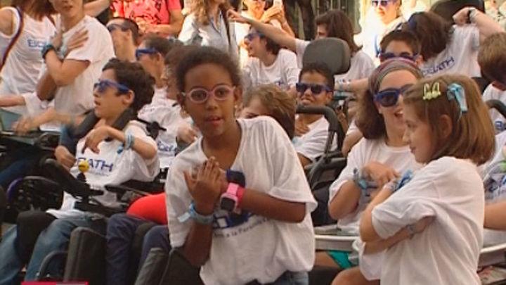 Campaña para romper con los prejuicios sobre la parálisis cerebral