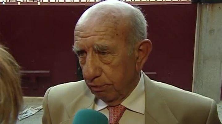 Fallece el ganadero Victorino Martín, a los 88 años