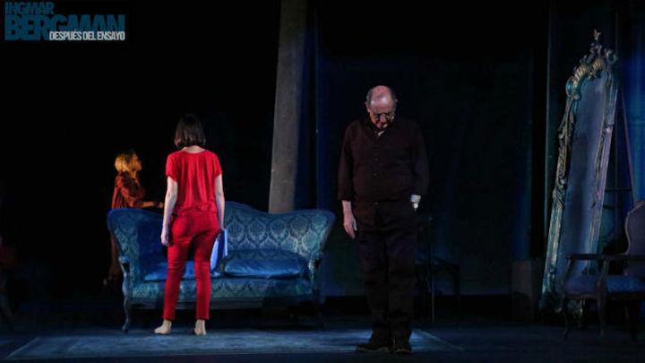 'Después del ensayo', en el Teatro Infanta Isabel