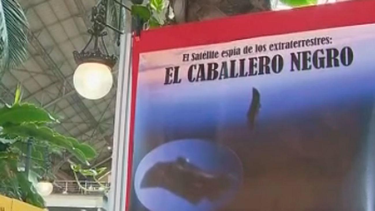 Ovnis y extraterrestres protagonizan la Feria Esotérica de Madrid