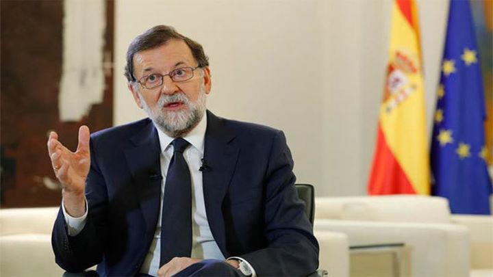 Rajoy exige a Puigdemont suprimir su proyecto de declaración de independencia