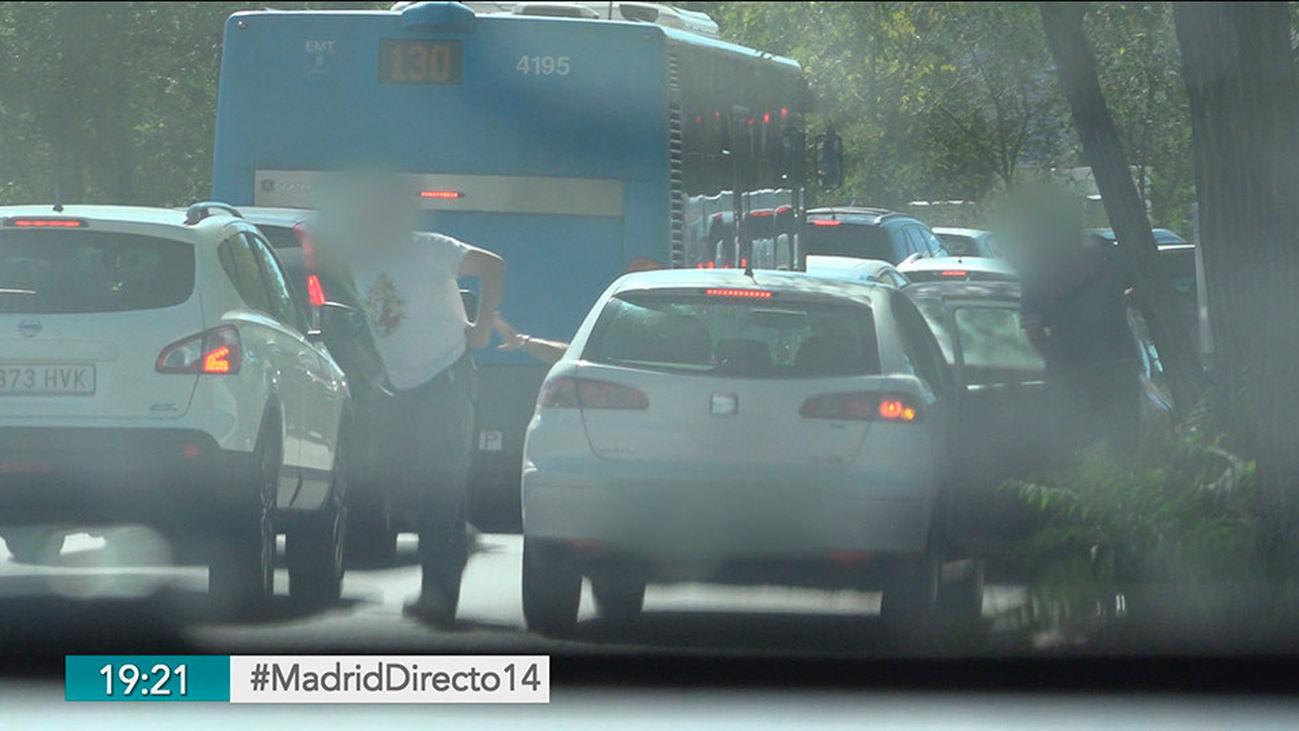 Vuelven los taxis de la droga, ahora a Vallecas