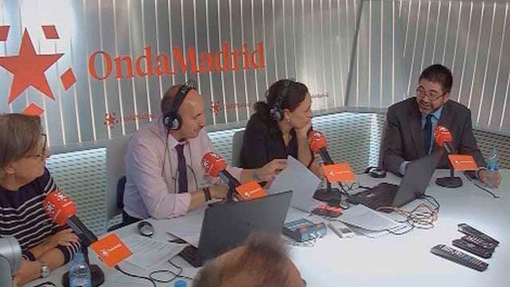 """Sánchez Mato: """"La públicidad es una de las vías de posible financiación de BiciMad"""""""