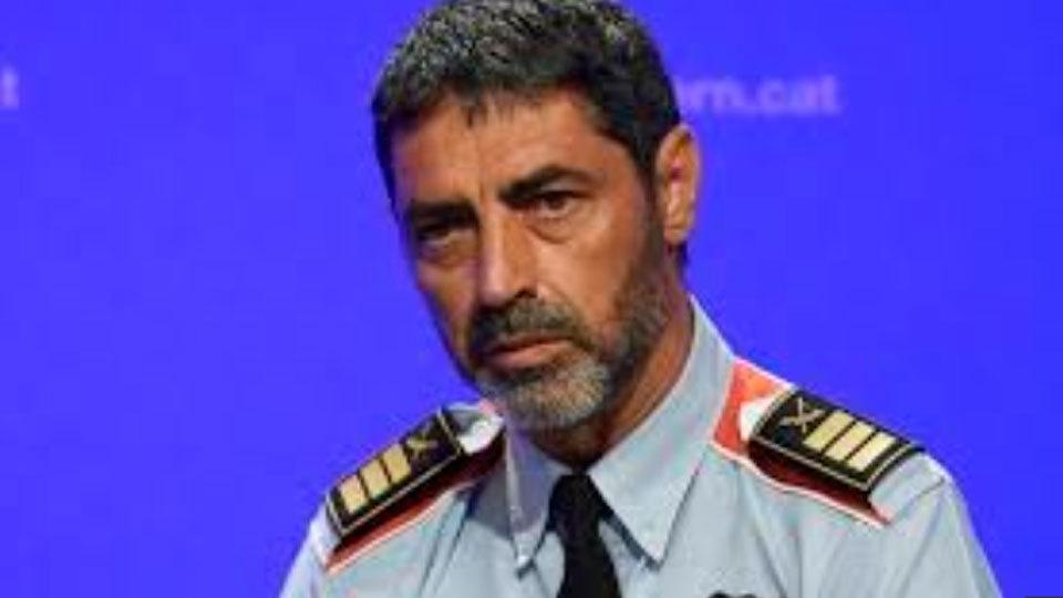 La Guardia Civil acusa a Trapero y los Mossos de ser el brazo ejecutor de la secesión