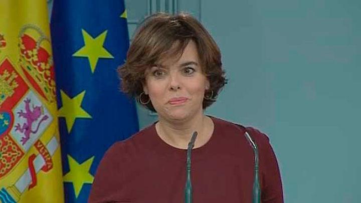 Rajoy convoca un Consejo de Ministros extraordinario para este miércoles