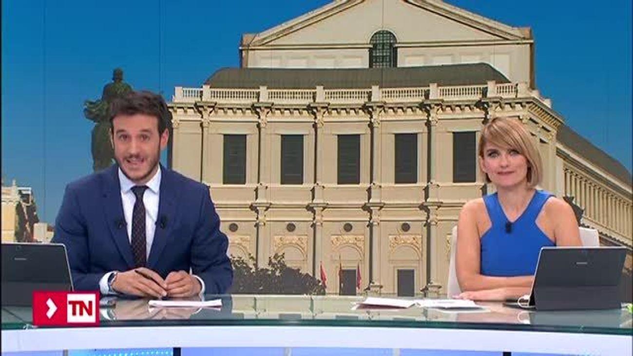 El Teatro Real de Madrid cumple veinte años de su reapertura