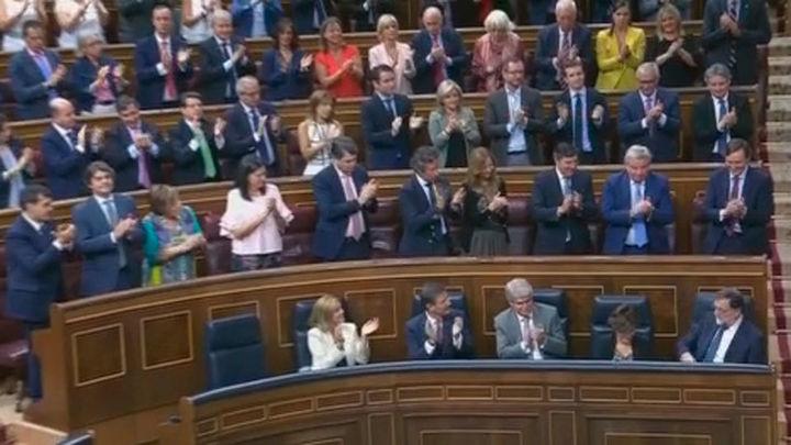 """Rajoy asevera que """"España no se va a romper"""" y desea que Puigdemont acierte"""