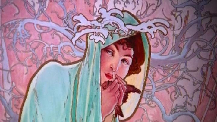 Exposición en Madrid de Alphonse Mucha, padre del 'art nouveau'