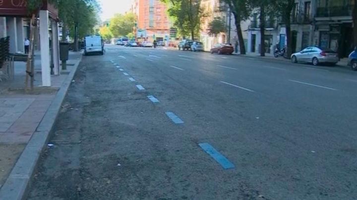 Madrid prohíbe aparcar este viernes en el centro por alta polución