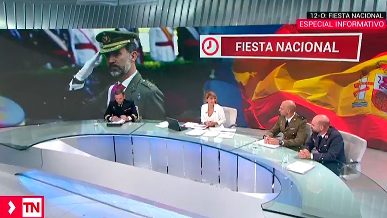 Especial informativo: 12-O Fiesta Nacional
