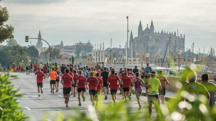 Rosaura Casado y Tofol Castanyer, campeones del maratón de Palma