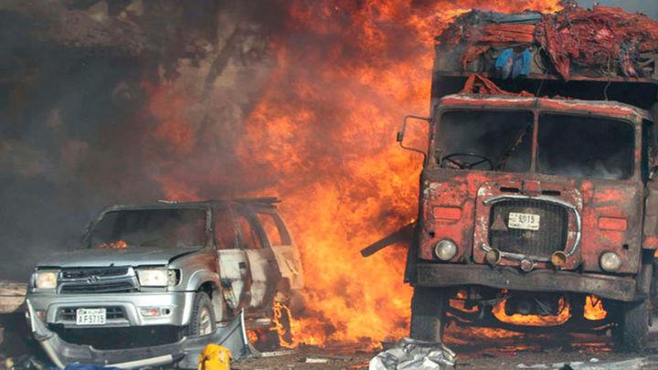 Somalia sufre el peor atentado de su historia, con 215 muertos y 350 heridos