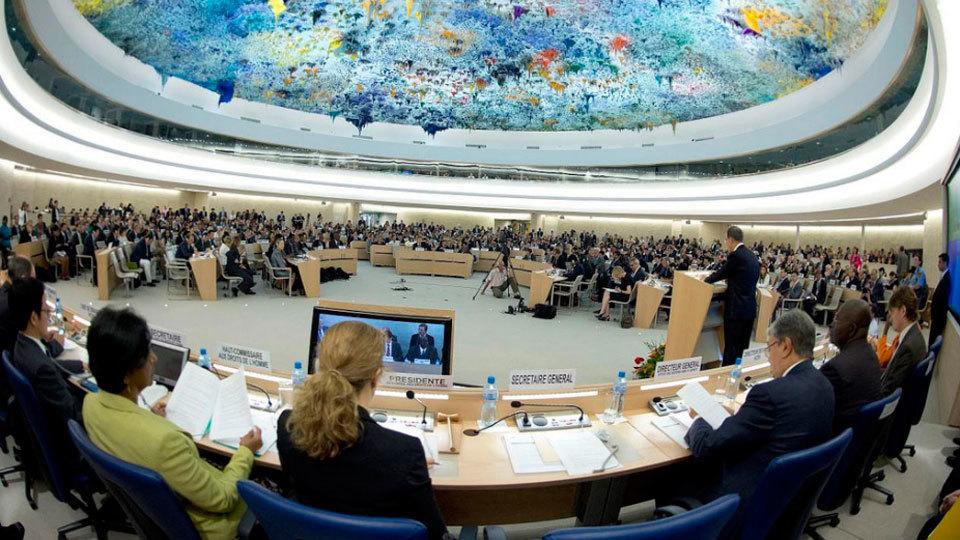 España elegida miembro del Consejo de Derechos Humanos de la ONU