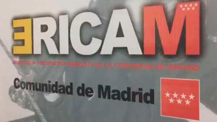 Madrid envia a bomberos y personal del Summa a Galicia