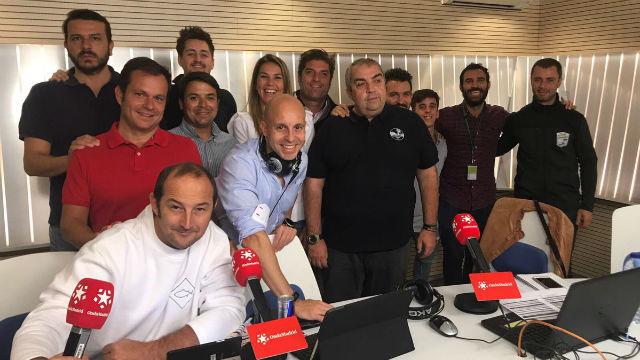 Entrevistas a Ramón Cornet, piloto de rally, y a Óscar Ruiz Rodríguez, especialista en eSport. Previa del GP de Estados Unidos...