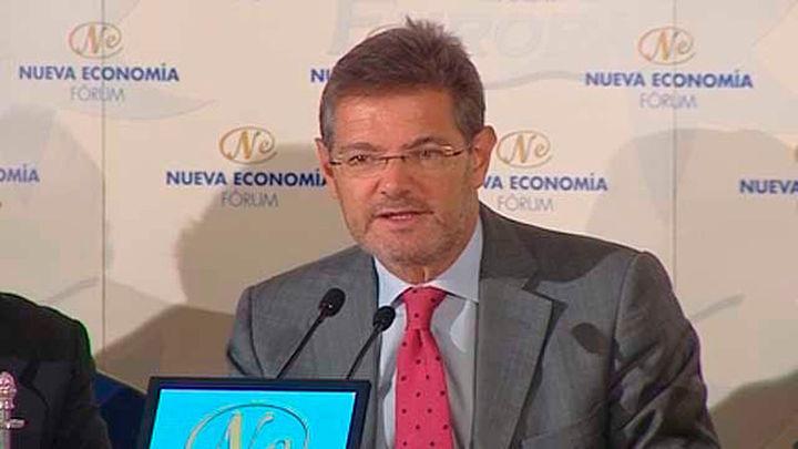 Catalá corrige a Puigdemont: Son políticos presos