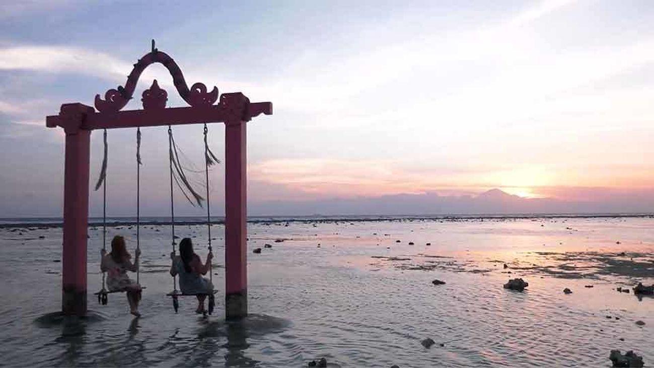 Islas Gili, tres joyas paradisiacas en medio del Índico