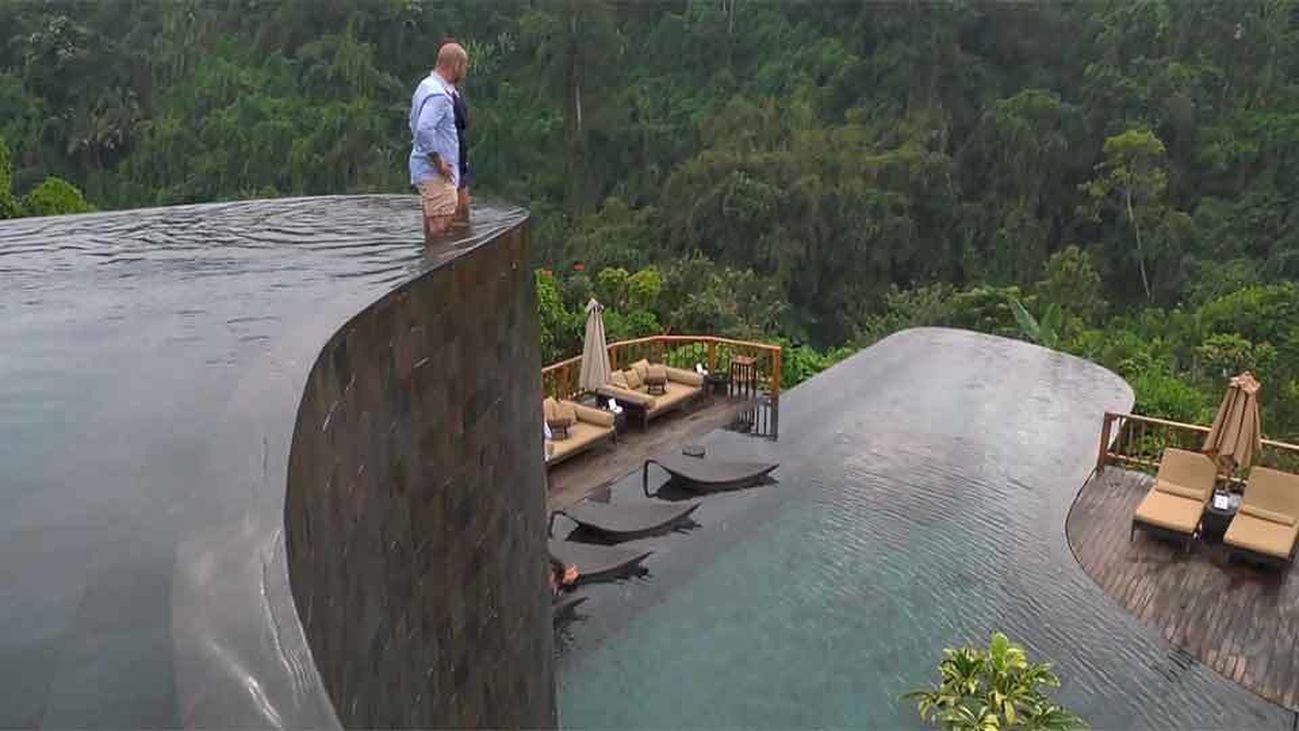 El lujo asiático se vive al máximo en los hoteles de Bali