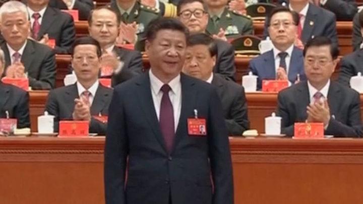 El Congreso del Partido Comunista Chino entronizará al actual presidente Xi Yinping