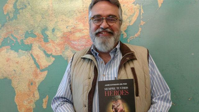 Javier Santamarta del Pozo nos presenta 'Siempre tuvimos héroes'