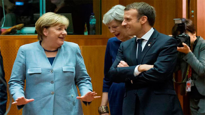 Los líderes de la UE cierran filas con España ante el desafío independentista
