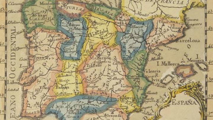 La Biblioteca Nacional adquiere el primer atlas portátil de la cartografía española