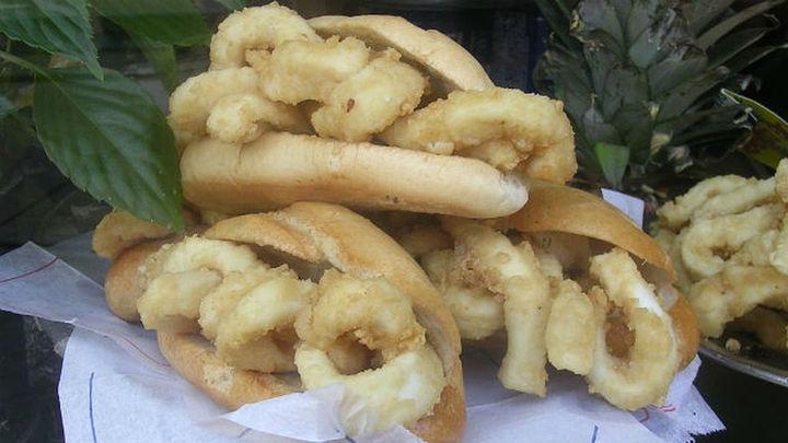Celebramos el Día del Bocata de Calamares, la tradición gastronómica más castiza de Madrid