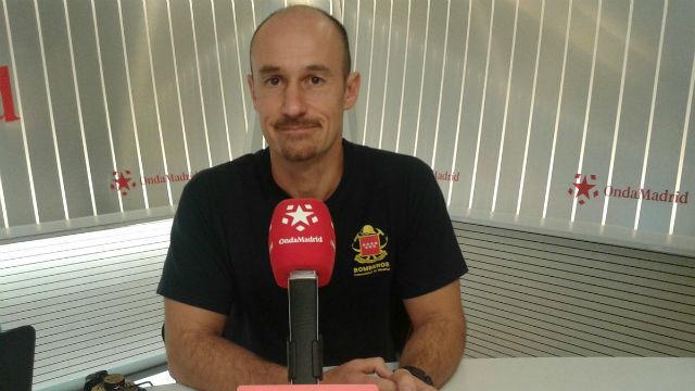 Entrevista a David Rodríguez, que participó en la extinción de los incendios de Galicia