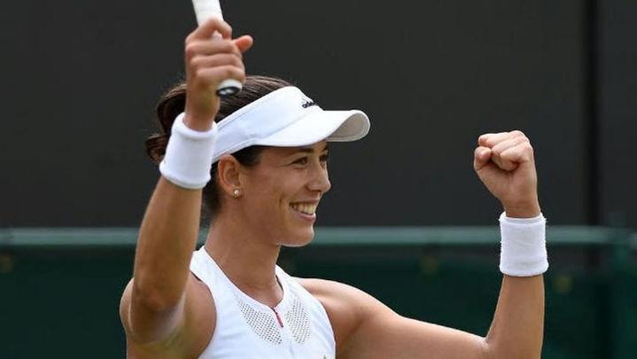Muguruza, elegida jugadora del año por la WTA
