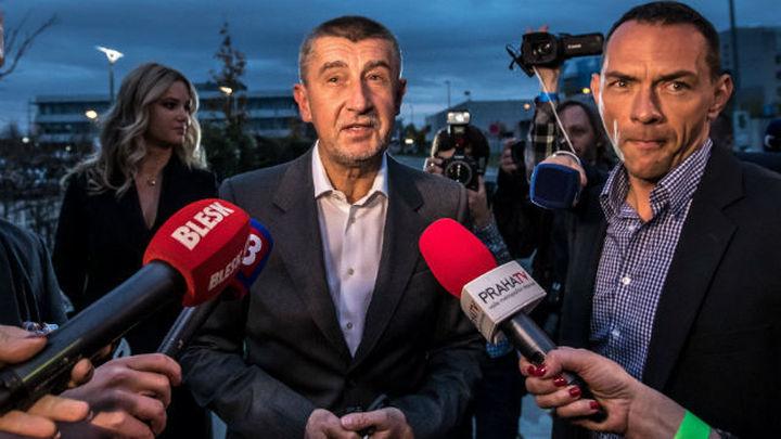 El populismo anti inmigración y euroescéptico triunfa también en la República Checa