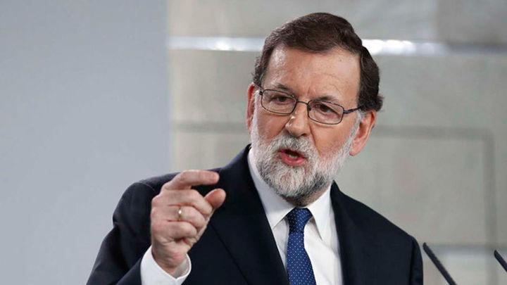 Rajoy propone el cese de Puigdemont y de todo su gobierno