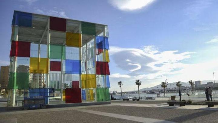 La Vuelta 2018 comenzará en el Centre Pompidou de Málaga el 25 de agosto