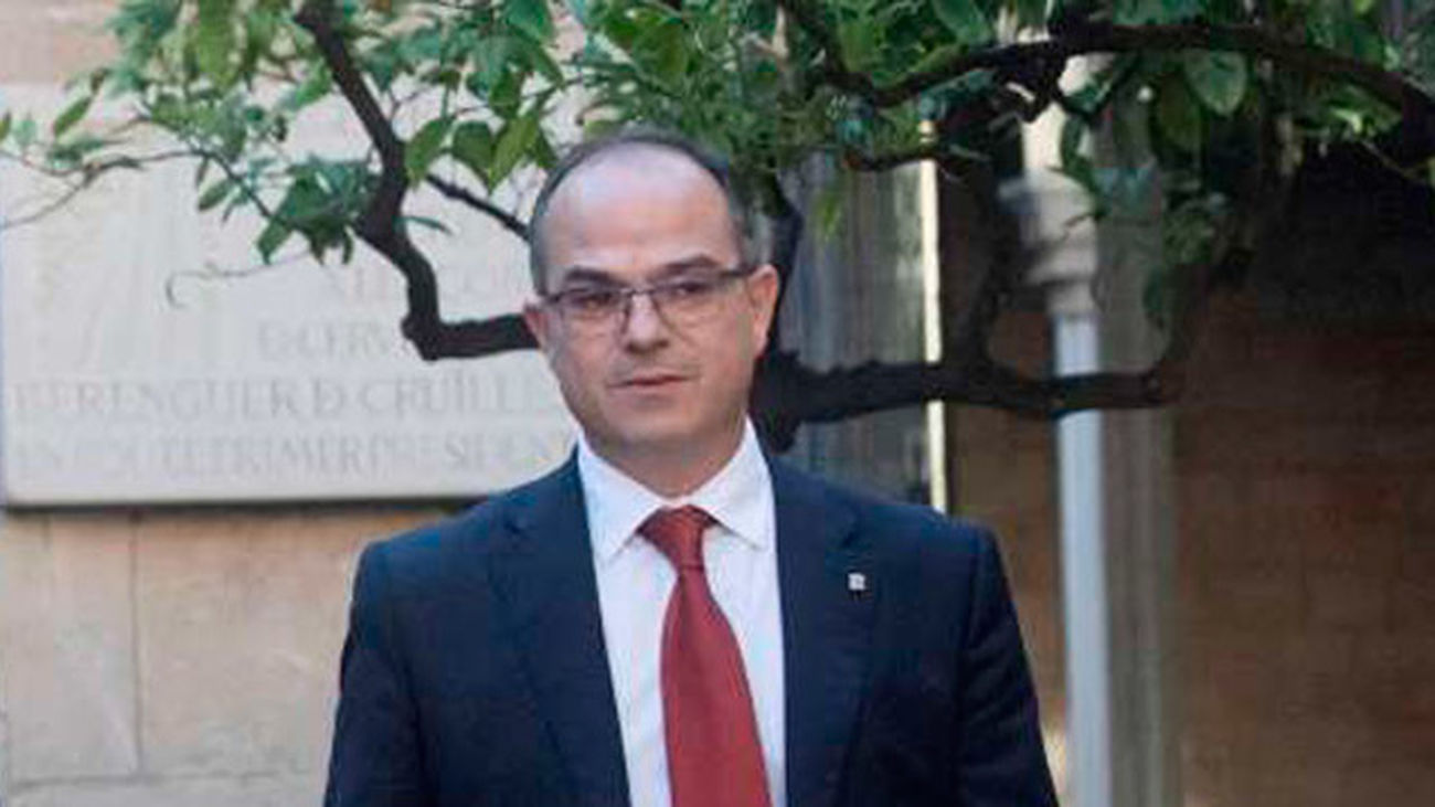 El conseller de Presidencia y portavoz del Govern, Jordi Turull
