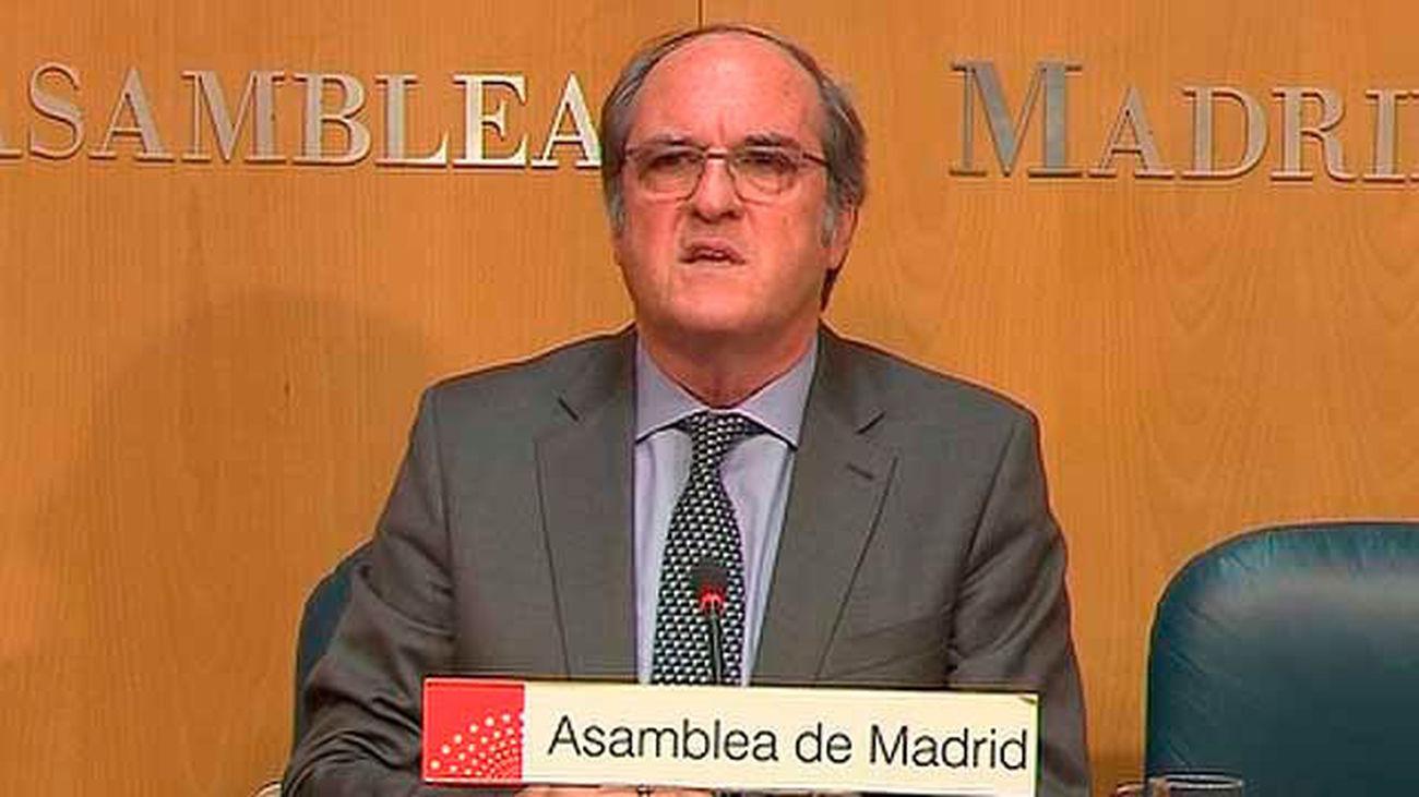 La Asamblea descarta la idea del PSOE-M de subir el sueldo de los diputados