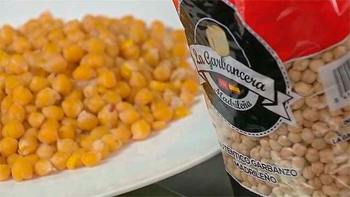 Los hosteleros de la Plaza Mayor usarán el garbanzo de Madrid en sus cocidos