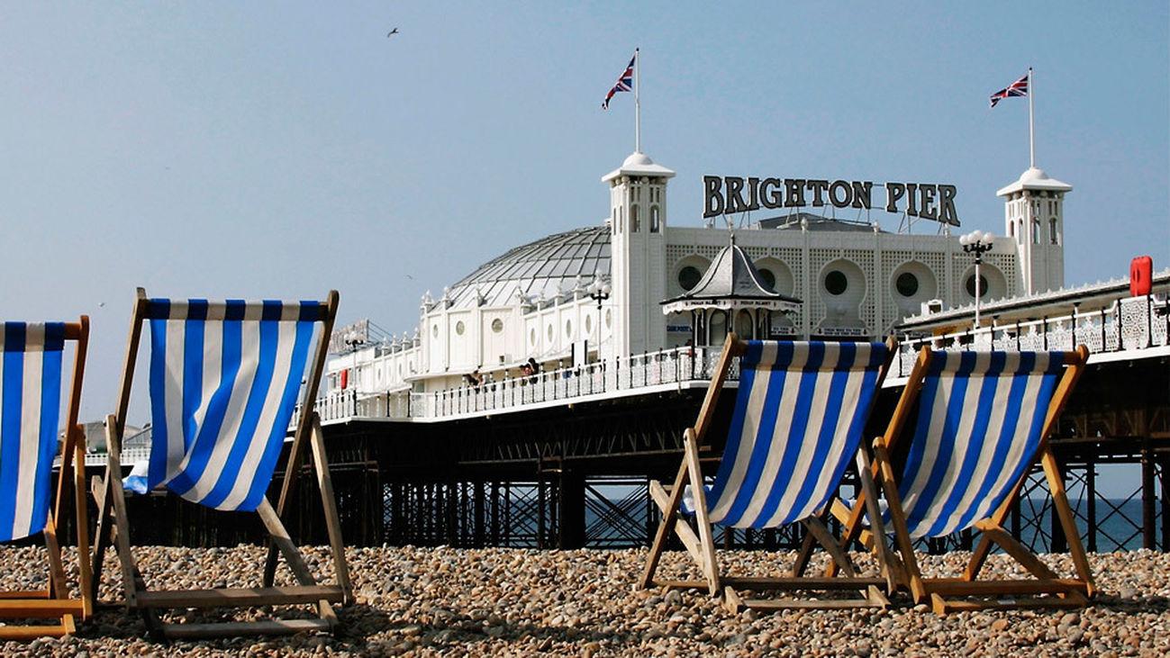 Brighton, el balneario de Inglaterra