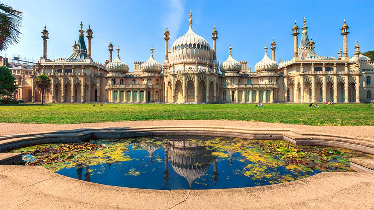 Royal Pavilion, el Taj Mahal del Reino Unido