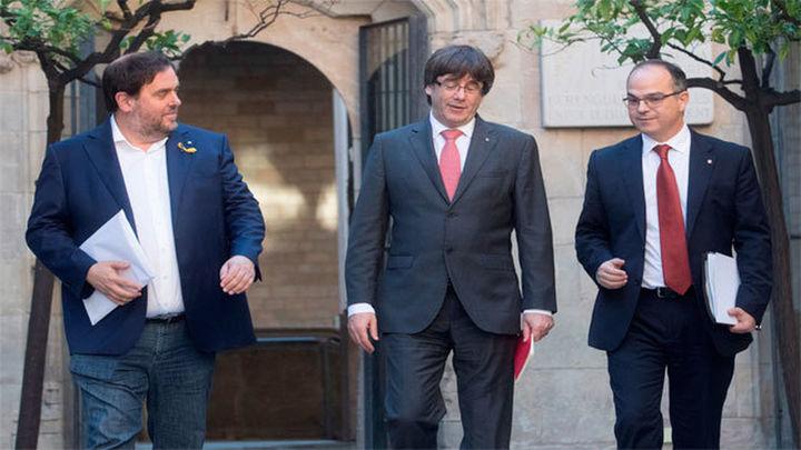 Puigdemont no irá finalmente al Senado para responder al 155