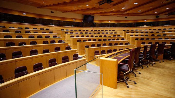 El Senado debate la aplicación del 155 con la incertidumbre de qué hará el Parlament