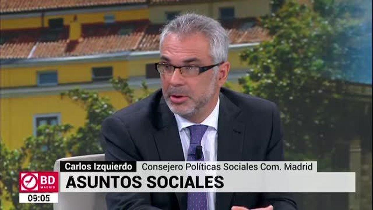 Entrevista a Carlos Izquierdo