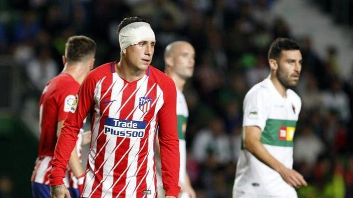 1-1. El Elche pone en evidencia la falta de gol del Atlético