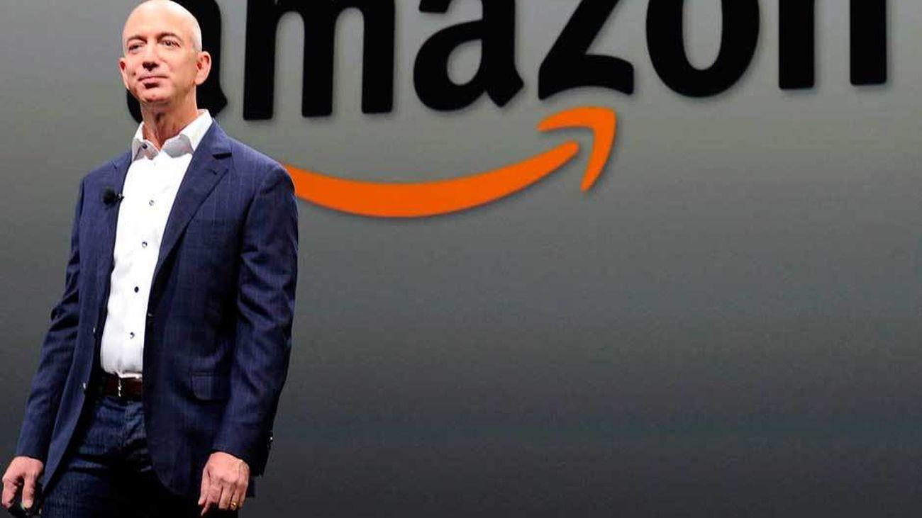 Bezos, el dueño de Amazon y del Washington Post, el hombre más rico del mundo